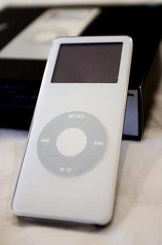 iPod Nano 01