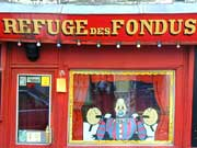 Le Refuge des Fondues, Paris, France