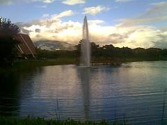 Laguna de la Urb. Nueva Casarapa