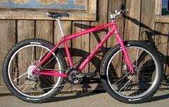 Pink FatBike