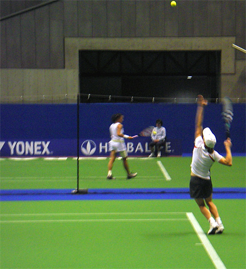 C.Black TORAY PPO tennis 2006
