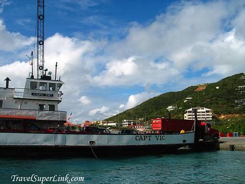 USVI Car Ferry