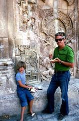 me and dad Divrigi 1978