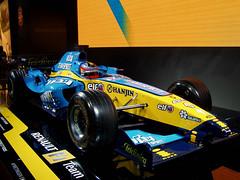 European Autoshow Brussels - Renault F1