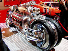 European Autoshow Brussels - Dodge Tomahawk concept