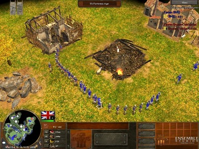 Age of Empires III cheat codes
