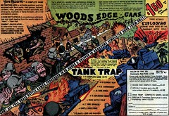 woods edge tank trap
