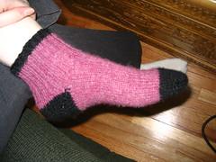 Fraternal Sock #1