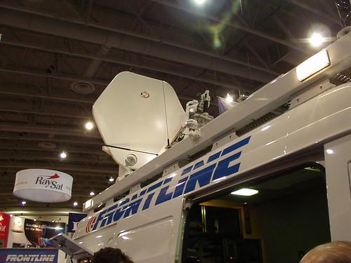 Satellite2006 News Truck