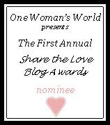 Nominee Banner