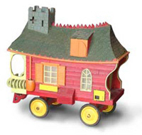 Wanderly Wagon