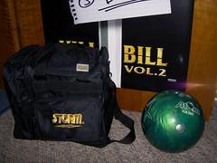 Mein erster Bowling Ball