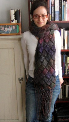 Lady Eleanor Scarf