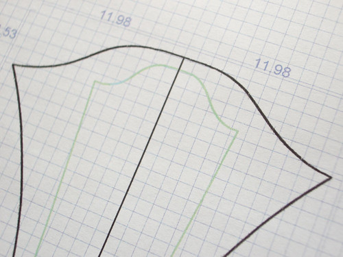 garment designer schematic