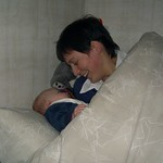 mum says we need a quick nap<br/>27 Mar 2005