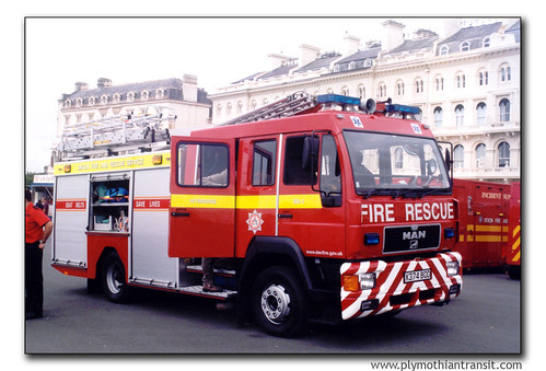 Devon Fire X374BOD