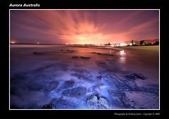 Aurora Australis photo by VJ Spectra