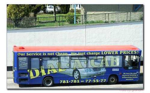 Plymouth Citybus 126 L126YOD