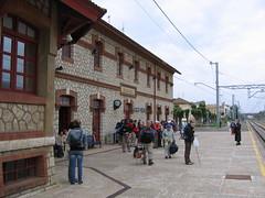 Sahagun Train Station