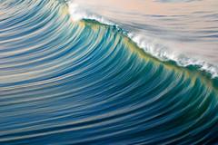 Wave Art  II photo by Phil Gibbs