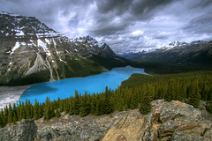 Peyto Lake photo by arnaudin