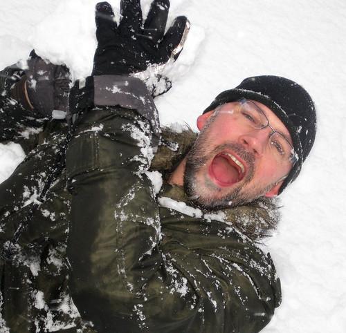 Snowy