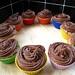 Banana & Chocolate Cupcakes III