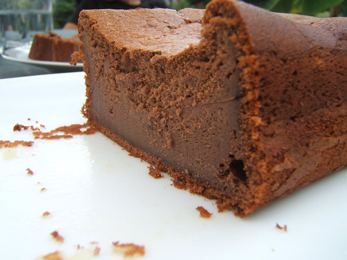 gateau chocolat ricotta