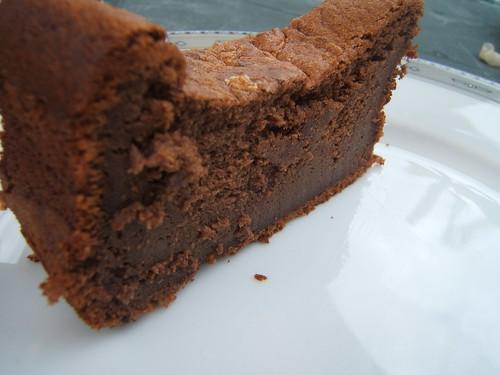 gateau chocolat-ricotta