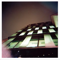 The Holga Of Pain Hits The City photo by Lady Vervaine