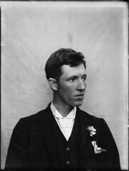 Portrait of a young man photo by Powerhouse Museum Collection