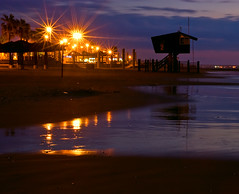 Night At The Beach photo by NatashaP