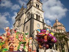 O Duomo e o Carnaval