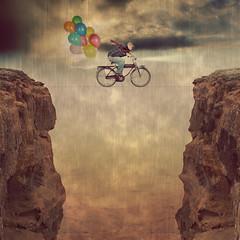 Leap of Faith photo by Shawn Van Daele