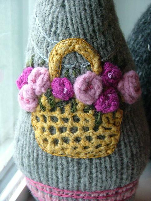 CROCHET BUNNY BASKET - Crochet ? Learn How to Crochet