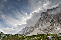 Monte Civetta photo by OneEighteen