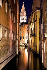 Campanile di San Marco, Venezia, Veneto, Italia photo by Andrea Loria
