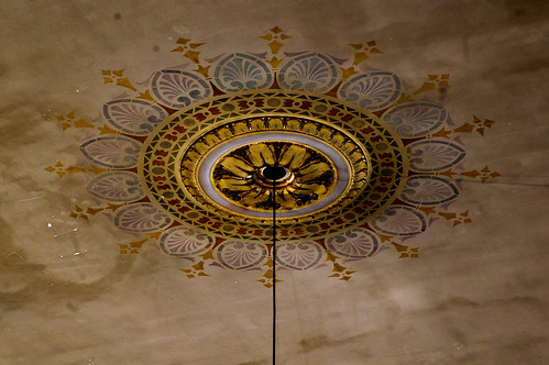 Ceiling Stencils