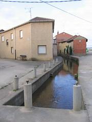Villares de Orbigo Waterway