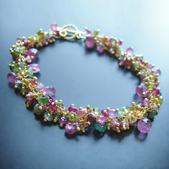 A Mid Summer's Night Bracelet photo by Bijoux d'Odalisque