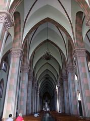 Interior Catedral de Santa Ana