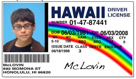 Fake Id Templates For Nevada