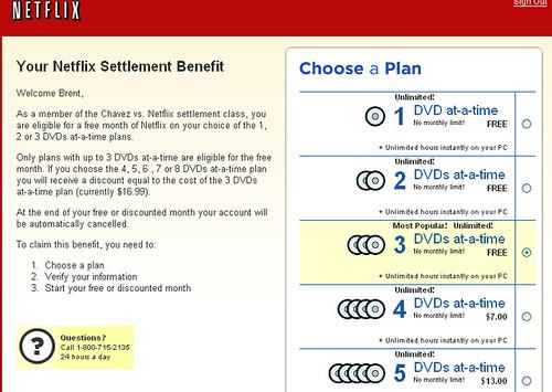 Netflix Settlement 2