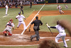 Play At The Plate: Carlos Pena (2008 ALCS Game 2). Sequence: 1 of 3