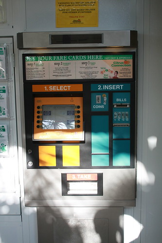 RC- CC Vending Machine