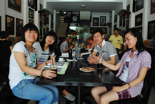 Lunch @ Mandarin Cafe