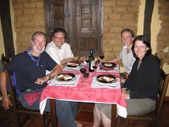 Dining in Alberguería del Camino