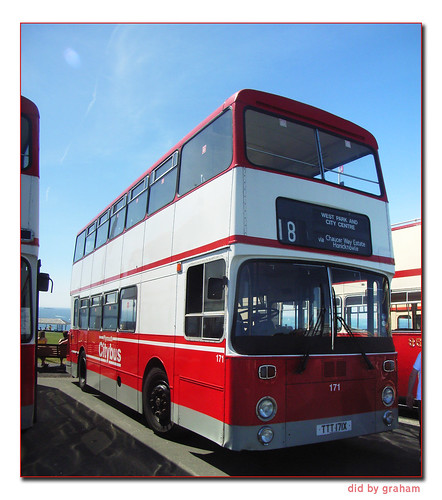 Plymouth Citybus 171 TTT171X