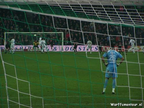 4063951564 ca077292f6 FC Groningen – AZ 0 1, 31 oktober 2009