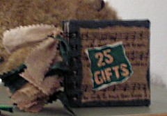 25 gifts cover